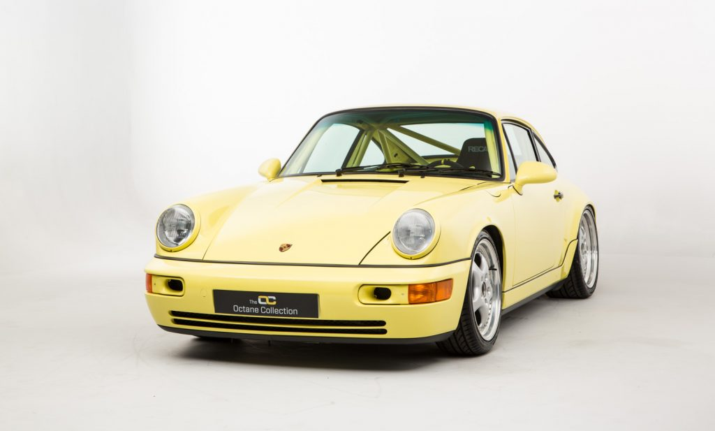 Porsche 964 Carrera Cup For Sale - Exterior 2