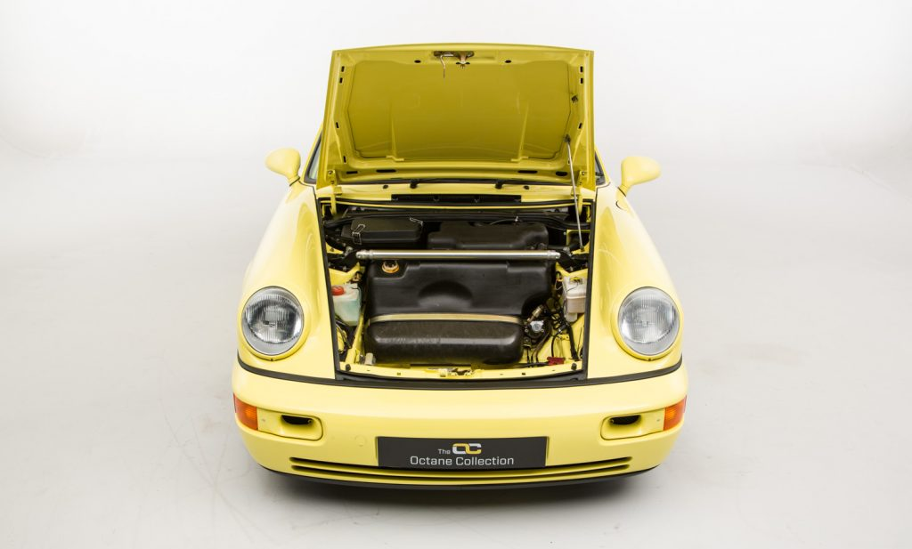 Porsche 964 Carrera Cup For Sale - Interior 8