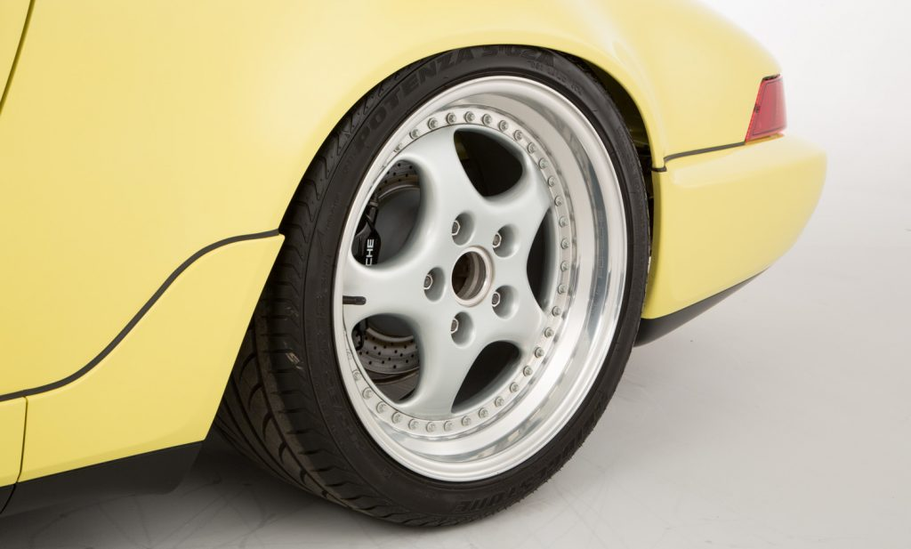 Porsche 964 Carrera Cup For Sale - Wheels, Brakes and Tyres 3