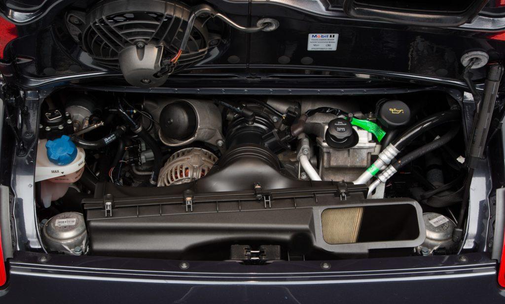 Porsche 911 GT3 For Sale - Engine and Transmission 2