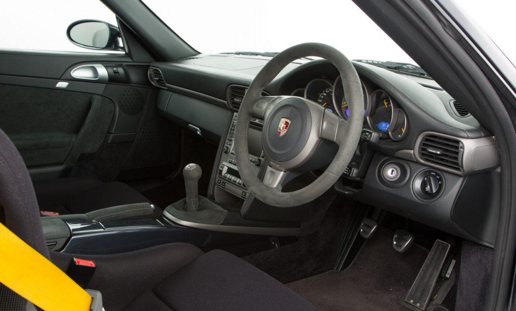 Porsche 911 GT3 For Sale - Interior 2