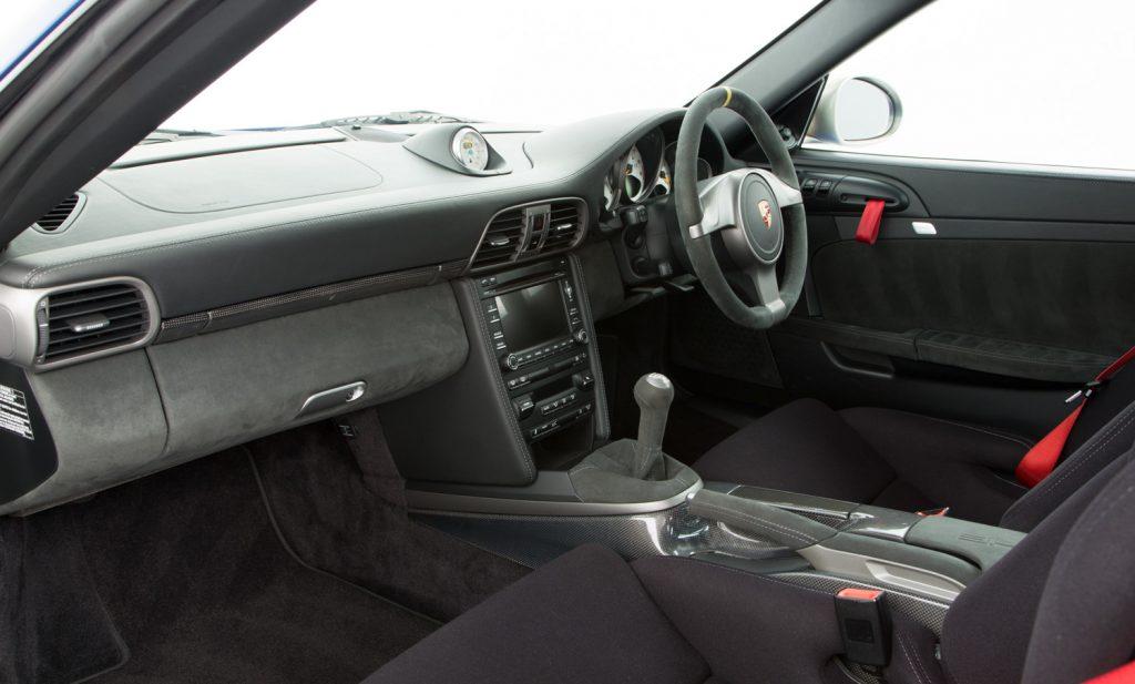 Porsche 911 GT3 RS For Sale - Interior 6