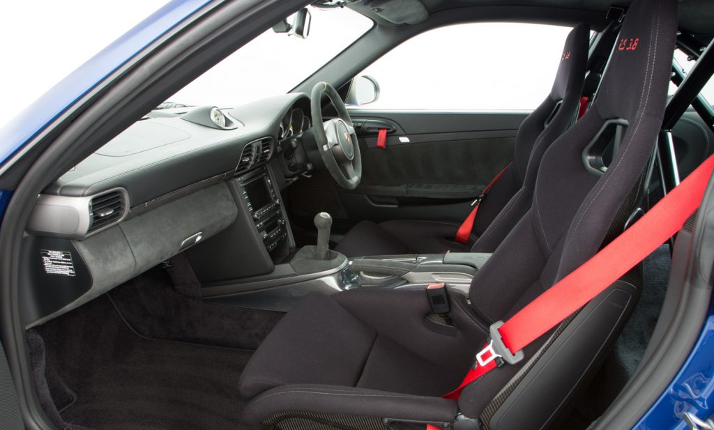 Porsche 911 GT3 RS For Sale - Interior 5