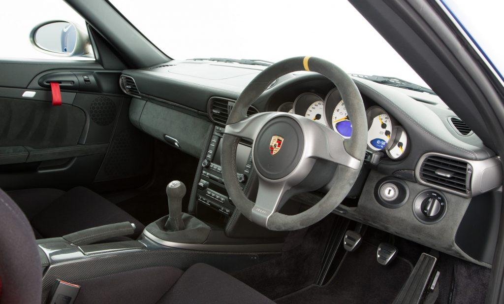 Porsche 911 GT3 RS For Sale - Interior 2