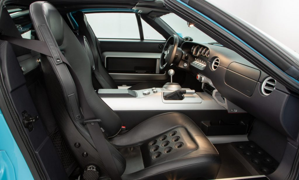 Ford GT For Sale - Interior 4