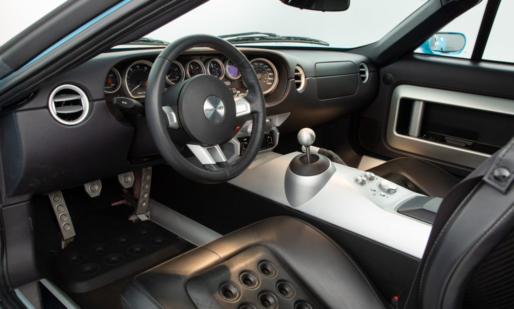 Ford GT For Sale - Interior 2