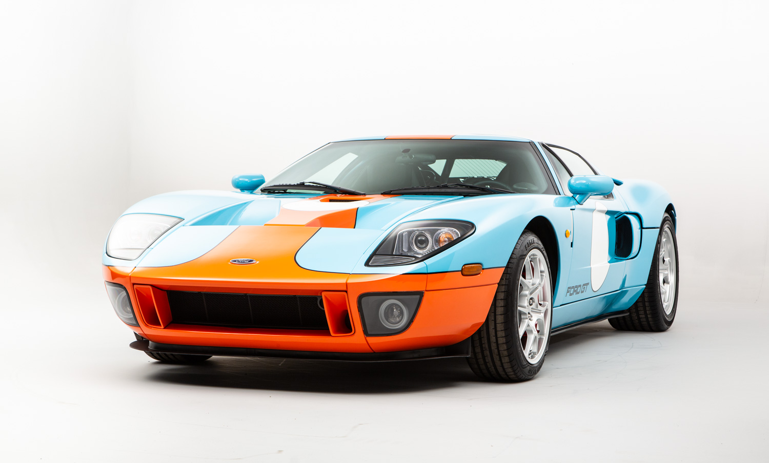 Ford Gt For Sale Exterior