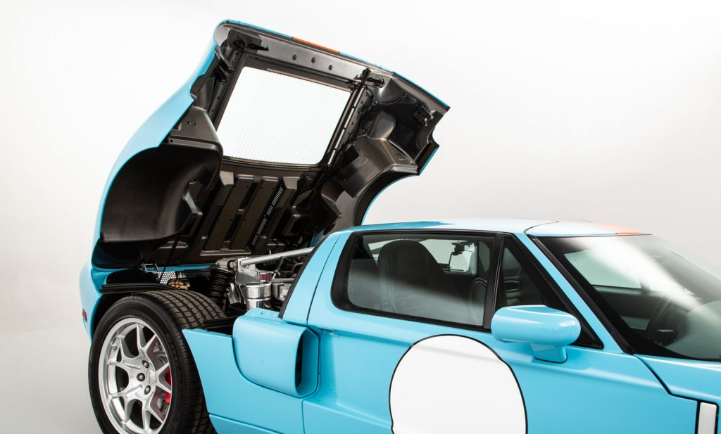 Ford GT For Sale - Engine and Transmission 1