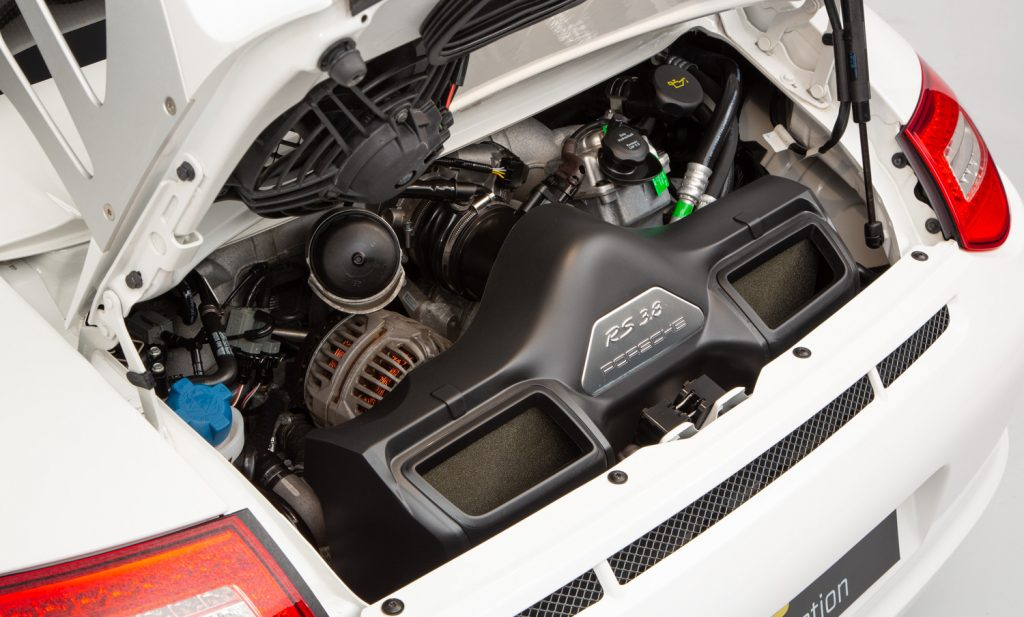 Porsche 911 GT3 RS For Sale - Engine and Transmission 4