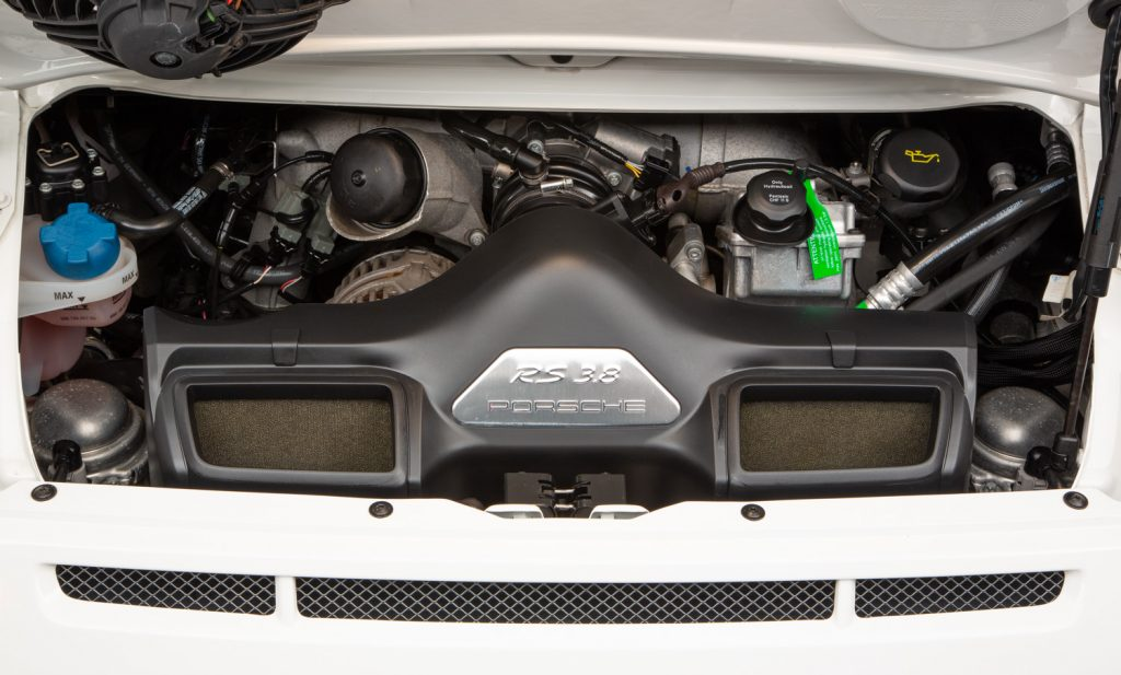 Porsche 911 GT3 RS For Sale - Engine and Transmission 3