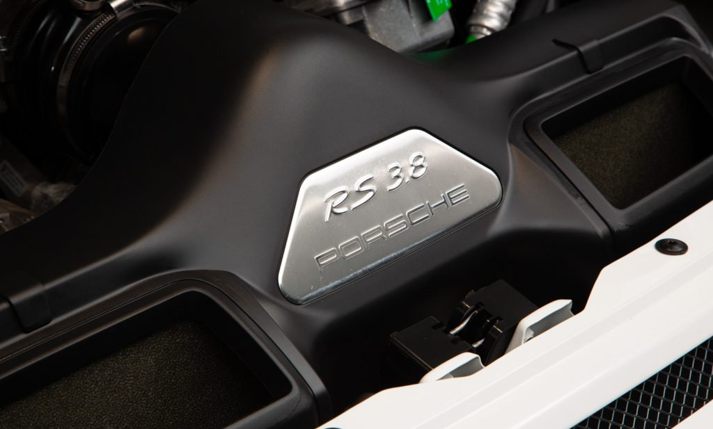 Porsche 911 GT3 RS For Sale - Engine and Transmission 5
