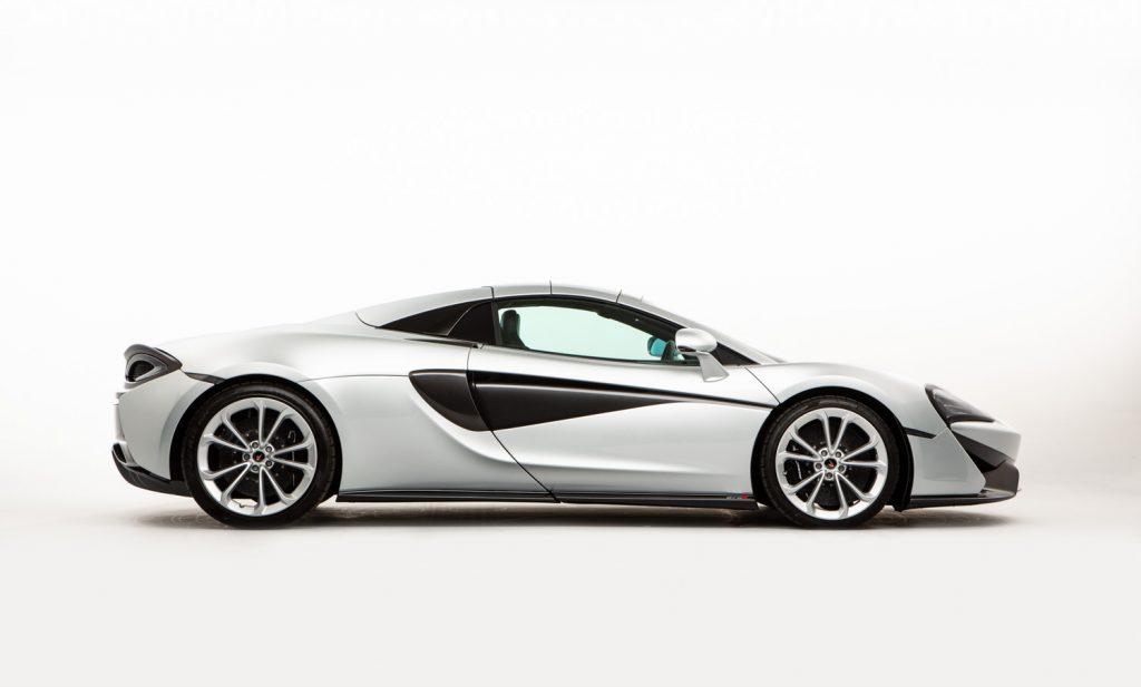 McLaren 570S Spider For Sale - Exterior 9
