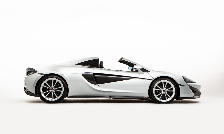 McLaren 570S Spider For Sale - Exterior 8