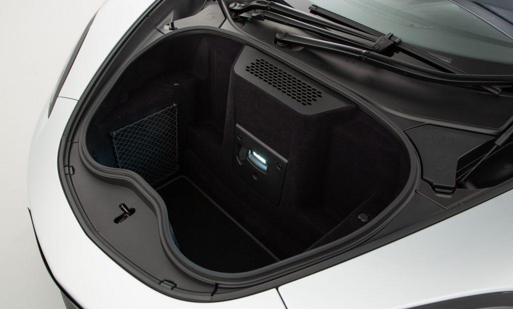 McLaren 570S Spider For Sale - Interior 7