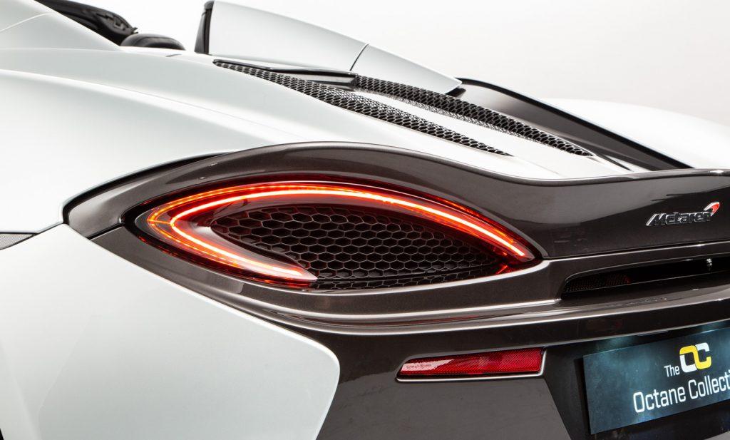 McLaren 570S Spider For Sale - Exterior 17