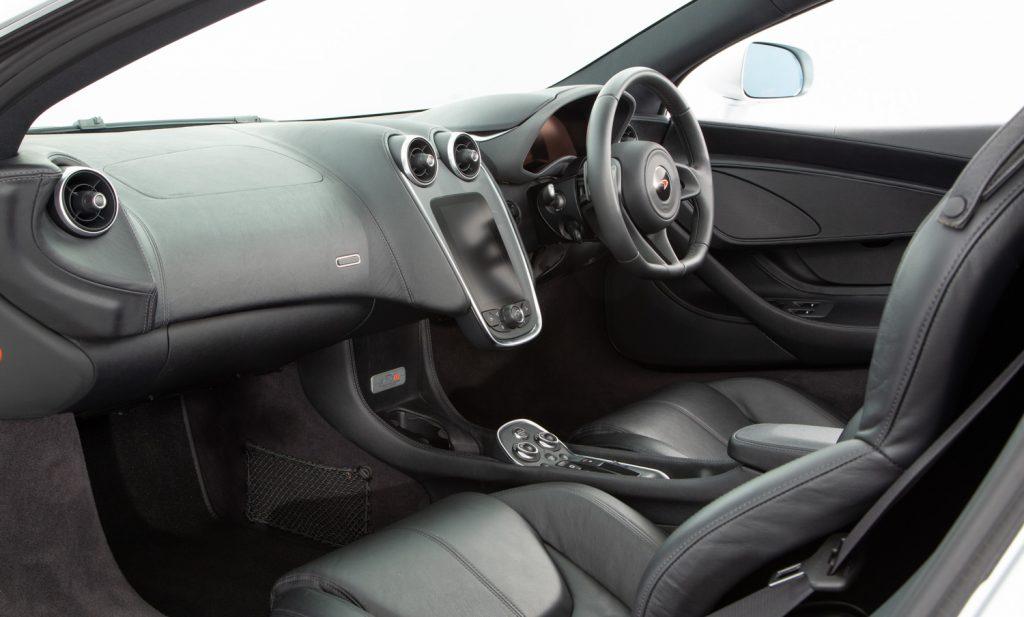 McLaren 570S Spider For Sale - Interior 5