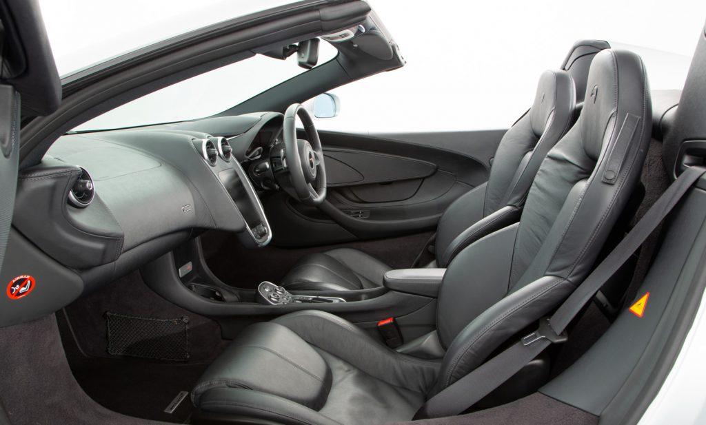 McLaren 570S Spider For Sale - Interior 4