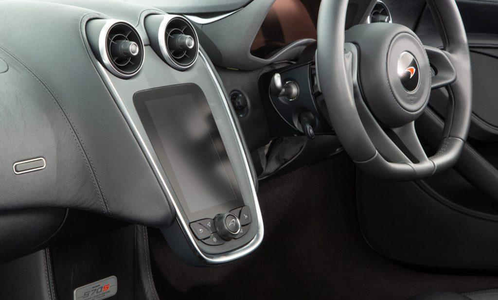 McLaren 570S Spider For Sale - Interior 6