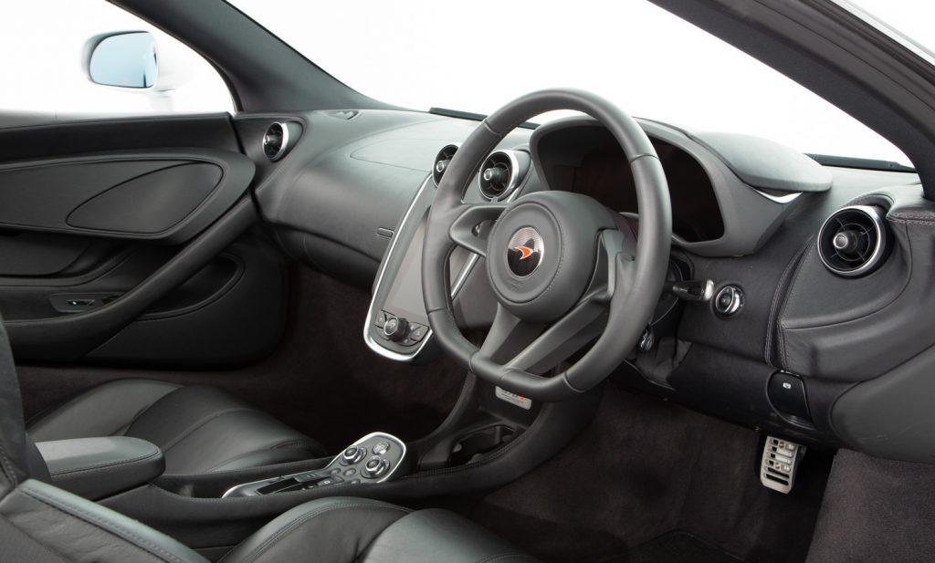 McLaren 570S Spider For Sale - Interior 2
