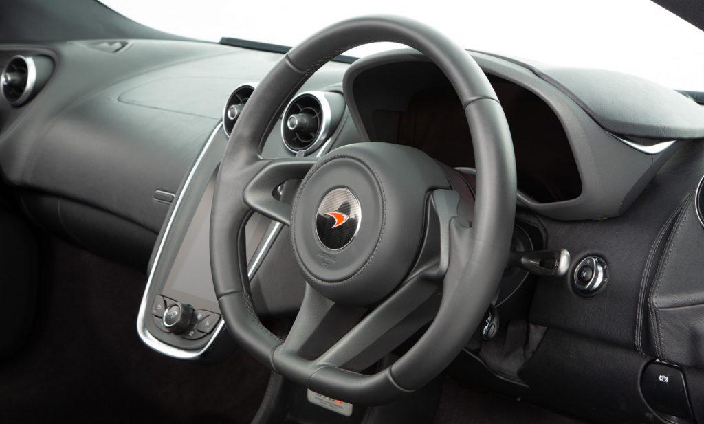 McLaren 570S Spider For Sale - Interior 3