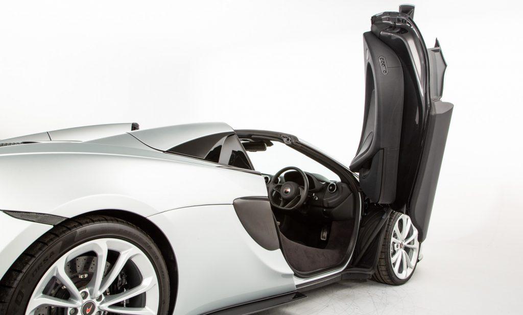 McLaren 570S Spider For Sale - Interior 1