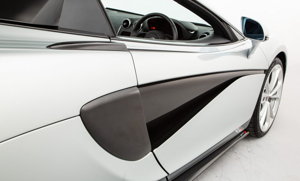 McLaren 570S Spider For Sale - Exterior 21