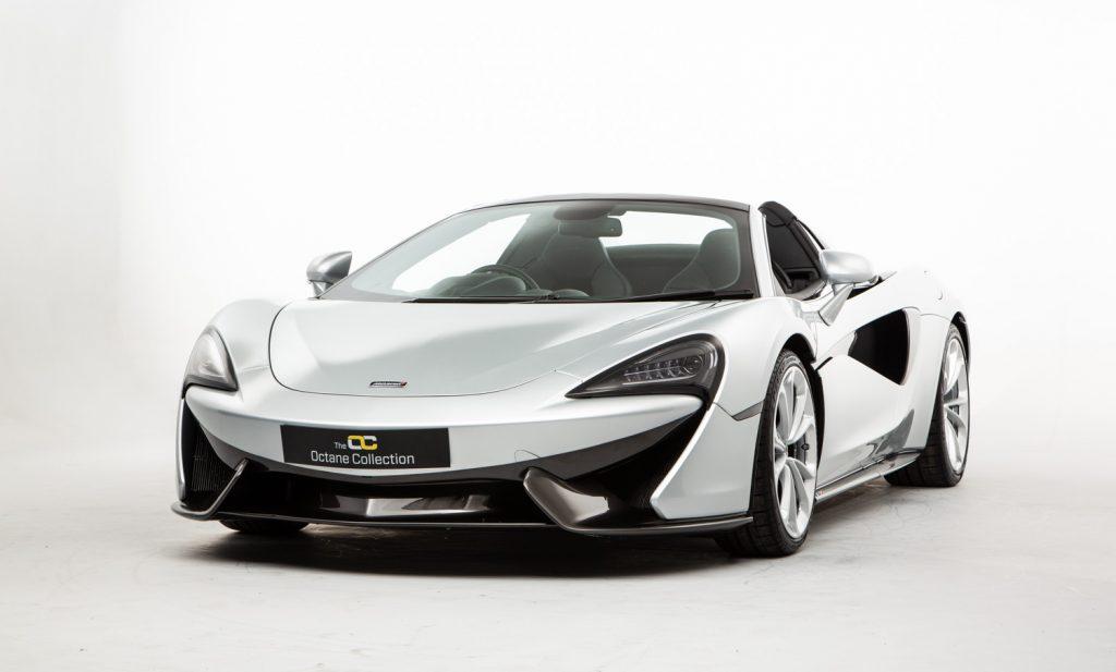 McLaren 570S Spider For Sale - Exterior 2