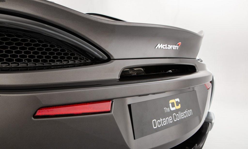 McLaren 570S Spider For Sale - Exterior 16