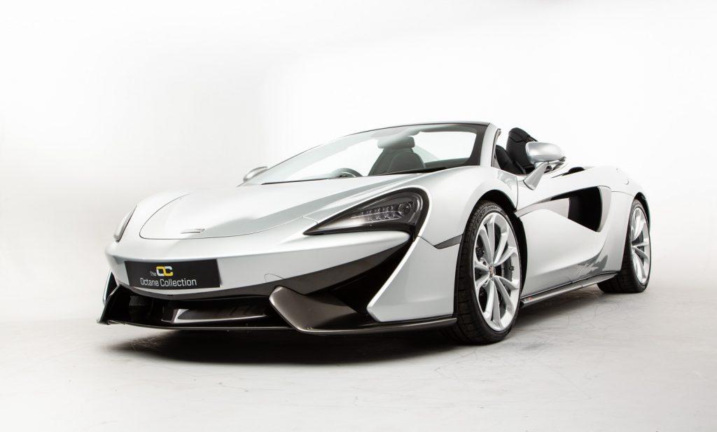 McLaren 570S Spider For Sale - Exterior 1