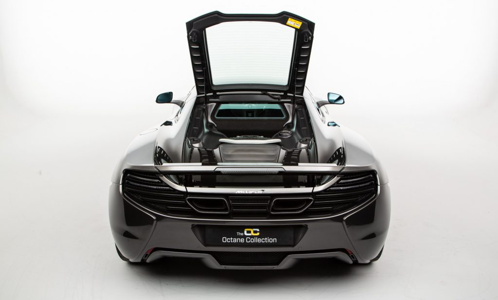 McLaren 650S For Sale - Engine and Transmission 1