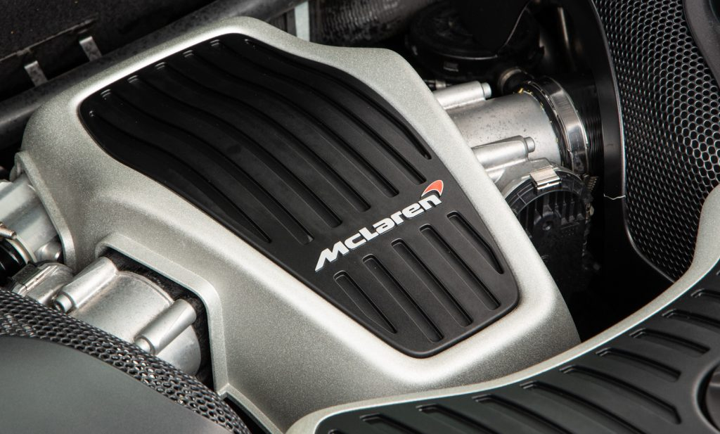 McLaren 650S For Sale - Engine and Transmission 5