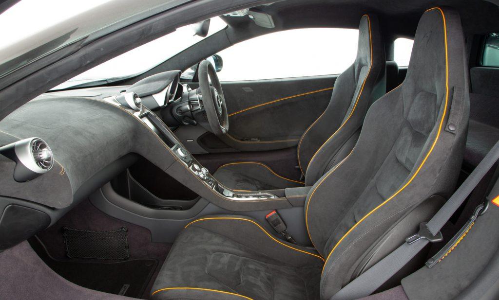 McLaren 650S For Sale - Interior 4