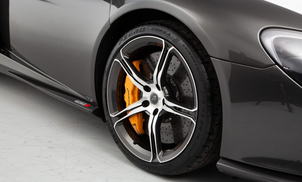 McLaren 650S For Sale - Wheels, Brakes and Tyres 1