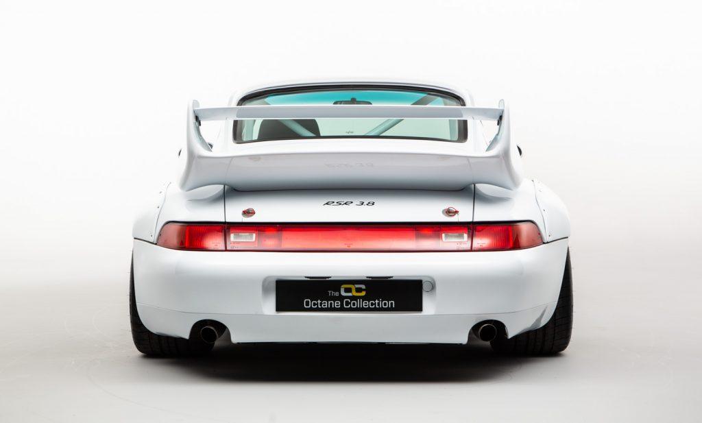 Porsche 993 3.8 RSR For Sale - Exterior 15