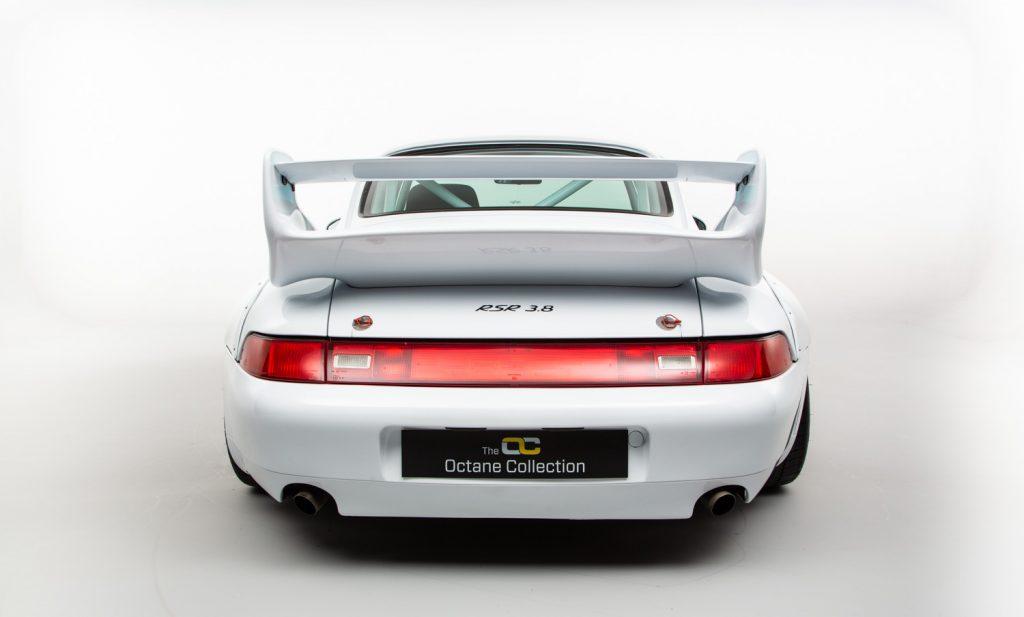 Porsche 993 3.8 RSR For Sale - Exterior 17