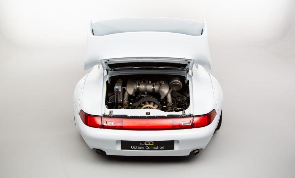 Porsche 993 3.8 RSR For Sale - Engine and Transmission 1