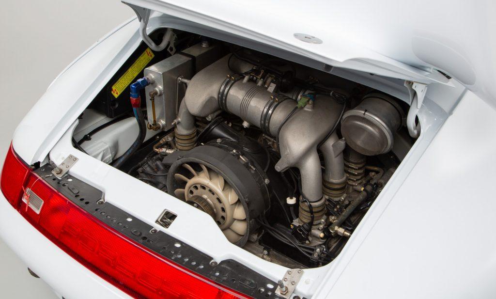 Porsche 993 3.8 RSR For Sale - Engine and Transmission 3