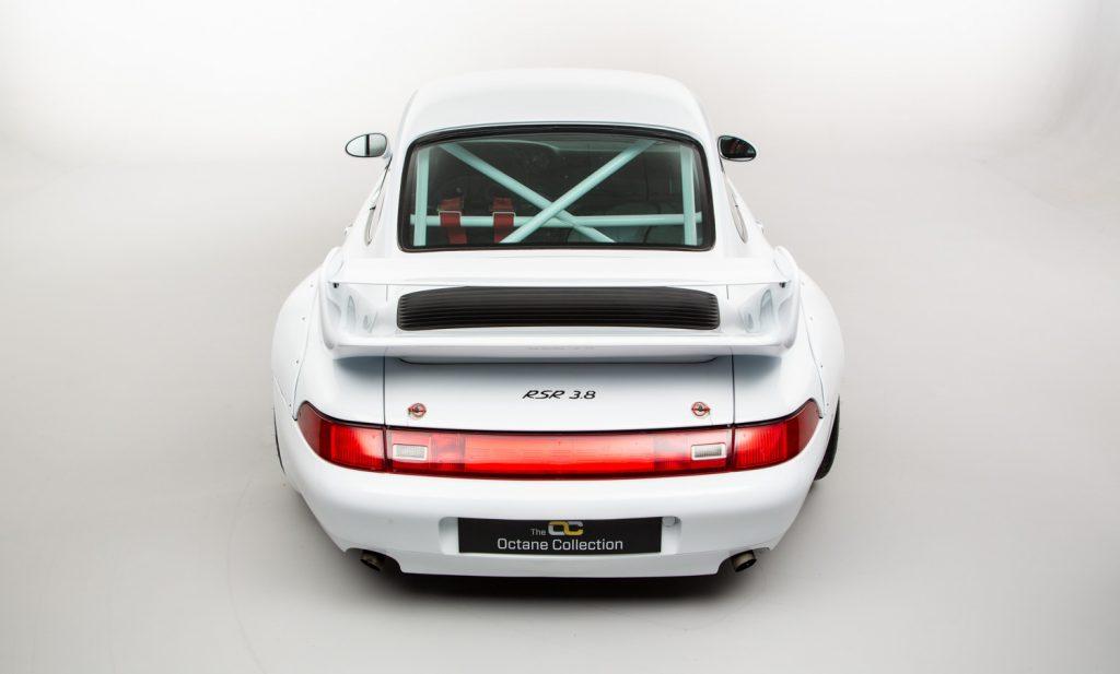 Porsche 993 3.8 RSR For Sale - Exterior 16