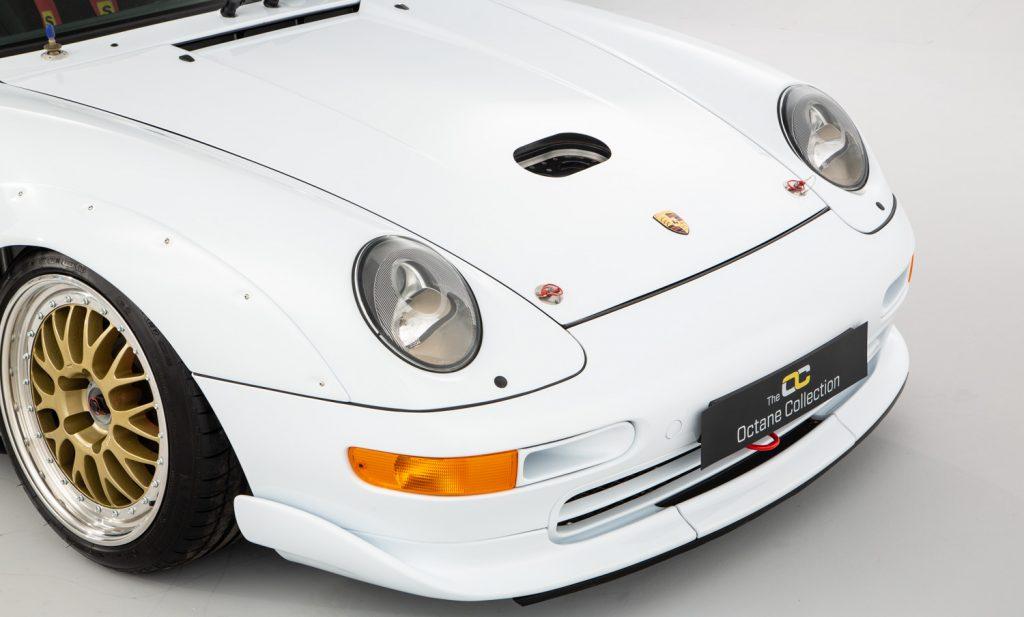 Porsche 993 3.8 RSR For Sale - Exterior 8