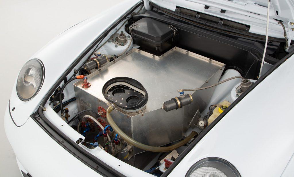 Porsche 993 3.8 RSR For Sale - Interior 7