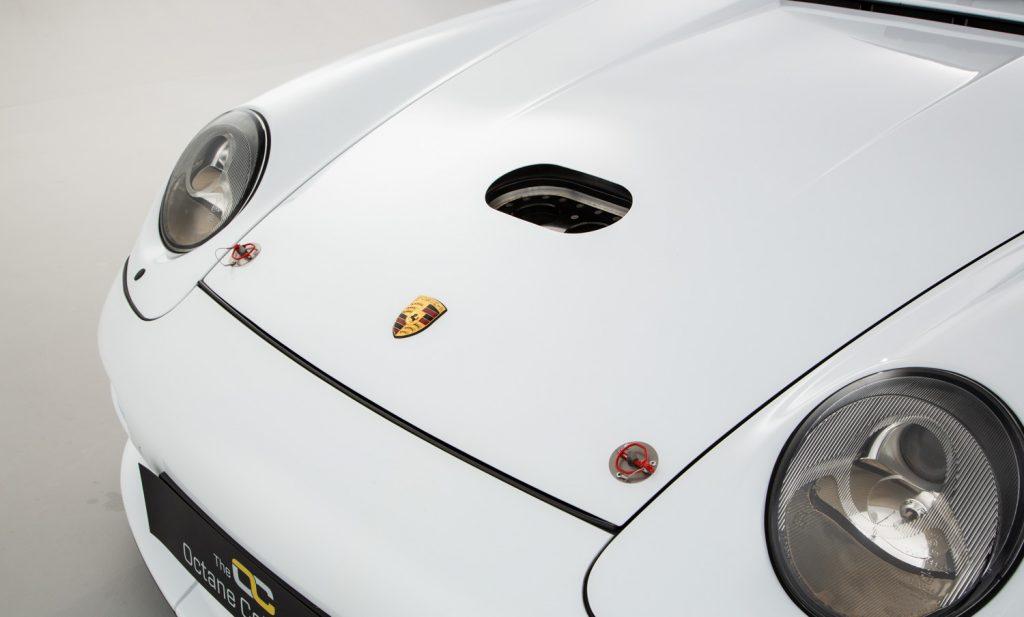 Porsche 993 3.8 RSR For Sale - Exterior 4