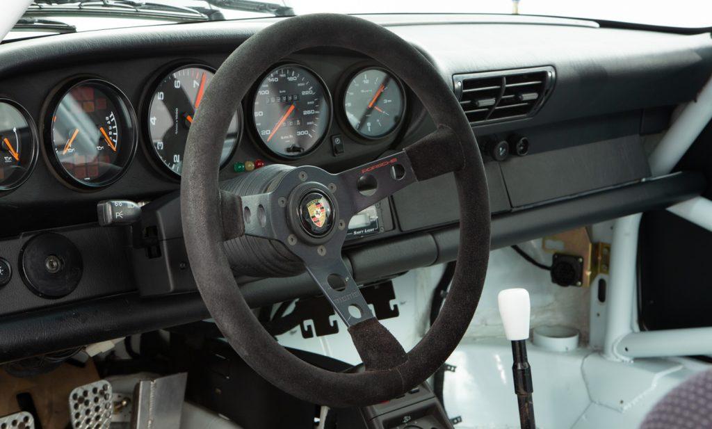 Porsche 993 3.8 RSR For Sale - Interior 4