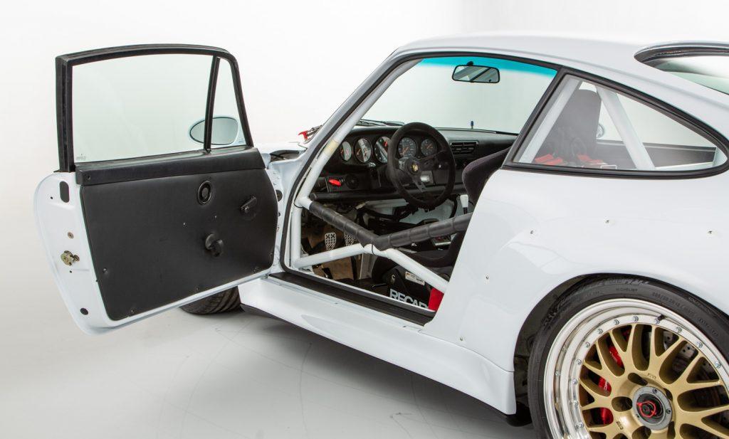 Porsche 993 3.8 RSR For Sale - Interior 5