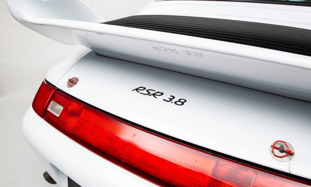 Porsche 993 3.8 RSR For Sale - Exterior 12