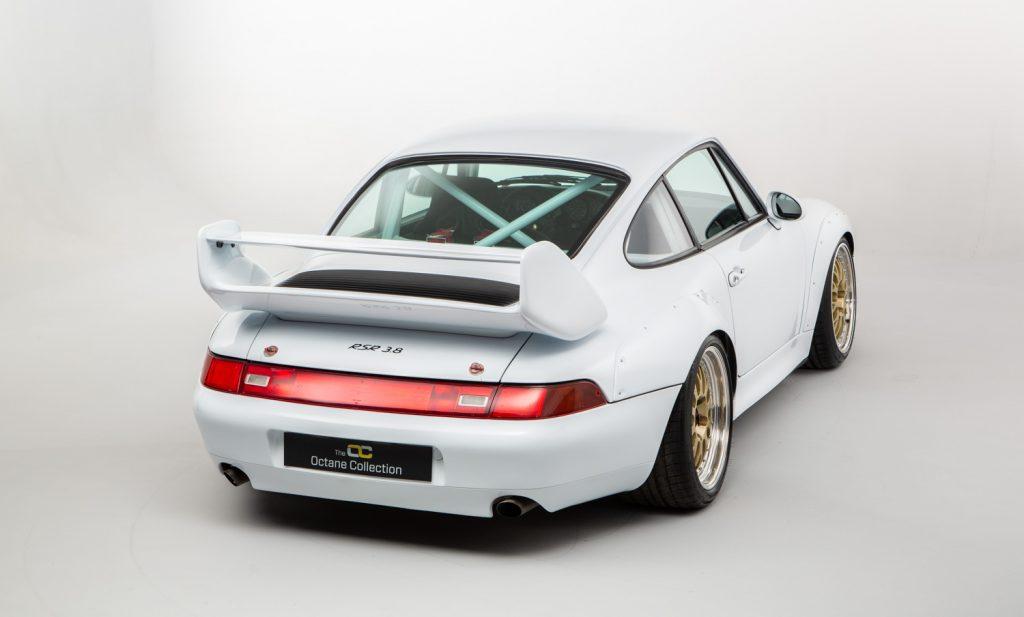 Porsche 993 3.8 RSR For Sale - Exterior 14