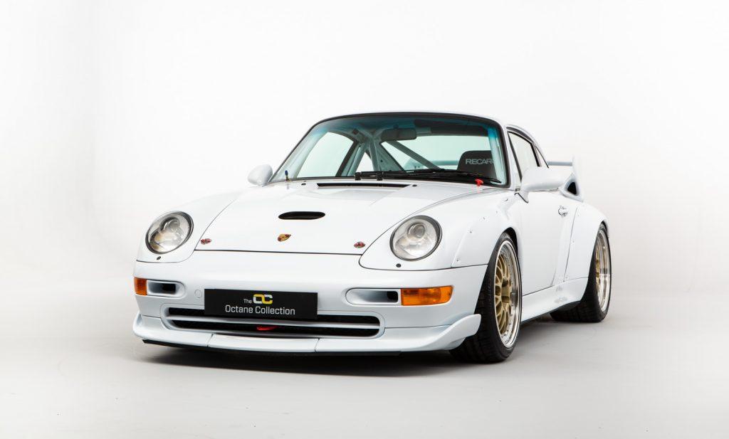 Porsche 993 3.8 RSR For Sale - Exterior 2