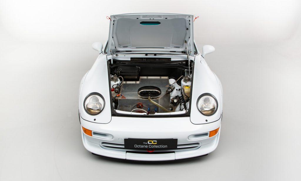Porsche 993 3.8 RSR For Sale - Interior 1
