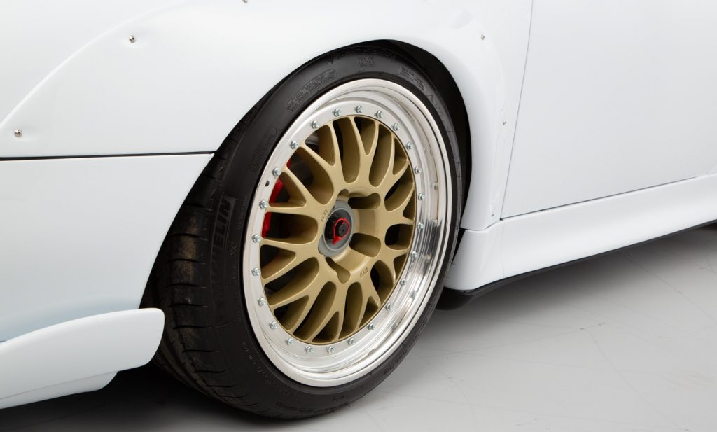 Porsche 993 3.8 RSR For Sale - Wheels, Brakes and Tyres 3