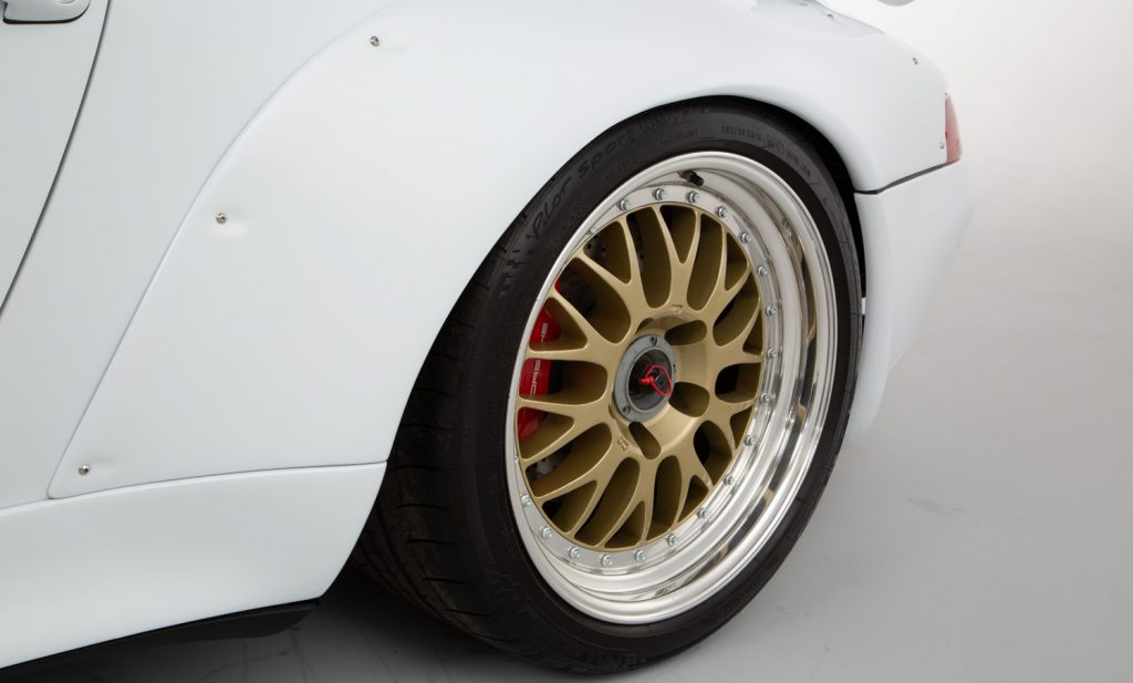 Porsche 993 3.8 RSR For Sale - Wheels, Brakes and Tyres 4