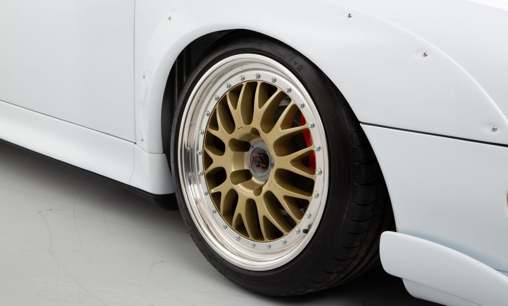 Porsche 993 3.8 RSR For Sale - Wheels, Brakes and Tyres 1